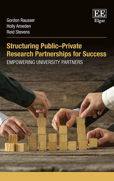 Book cover of Structuring Public-Private Partnerships for Success: Empowering University Partners