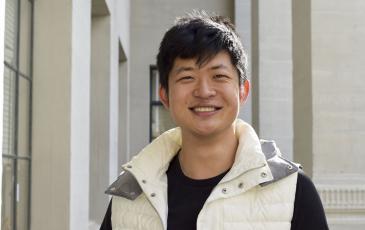 Headshot of Kevin Bai