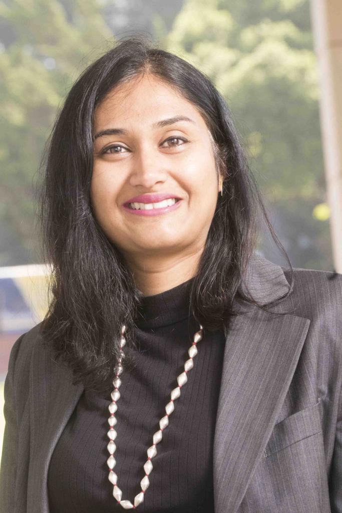Ms. Manaswini Rao's picture