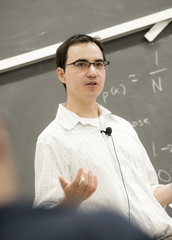 Associate Professor Michael Anderson