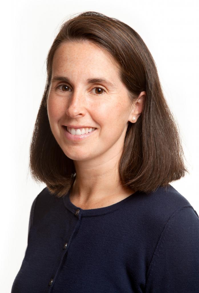 Professor Meredith Fowlie (PHOTO: Richard Morgenstein)