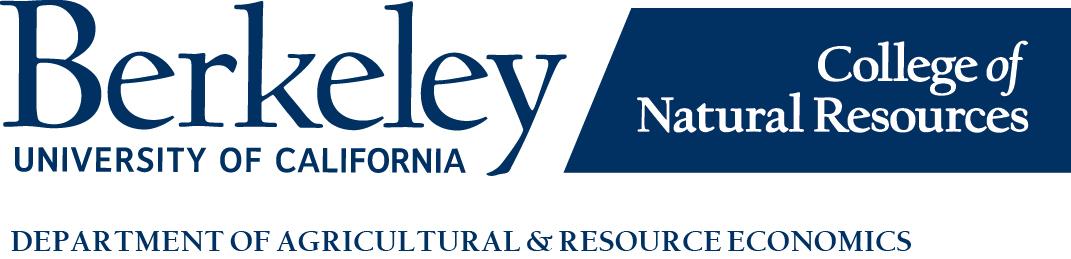 UC Berkeley/CNR banner